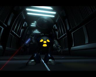 Tumblr Toonami Tom1 with laser gun