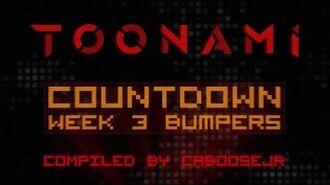 Countdown Week 3 (Corrupted) - Toonami Bumpers