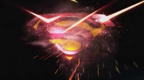 Toonami Asia - Superman ID