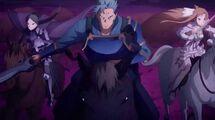 Sword Art Online Alicization Episode 35 - Toonami Promo