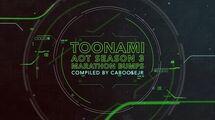 Attack on Titan S3 Marathon - Toonami Bumpers