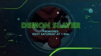 Demon Slayer - Toonami Promo