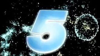 Toonami 5 Year Anniversary Promo