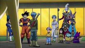 Dragon Ball Super Episode 60 - Toonami Promo