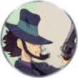 Lupin the Third V Ring