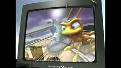 Zapper - Toonami Sweepstakes (October 2002)