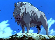 Okkoto (Princess Mononoke)