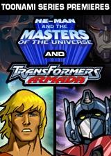 He-Man Transformers Premiere