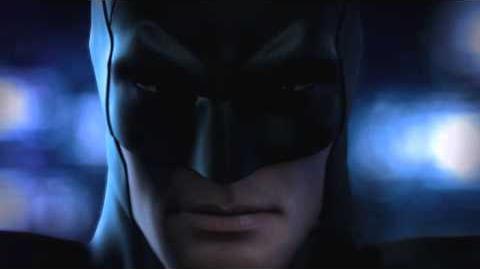 Toonami Asia - Batman ID