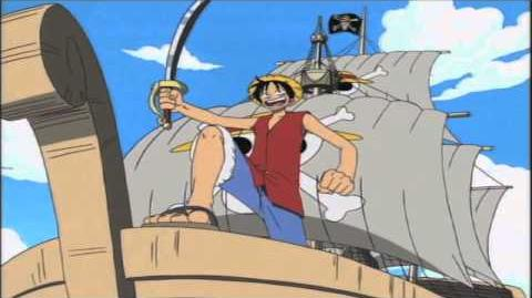 Character Profile Monkey D. Luffy