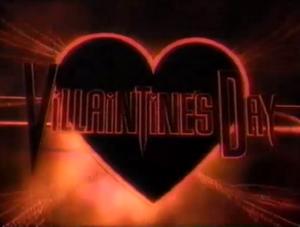 Villaintine's Day Logo