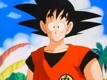 Teenage Goku