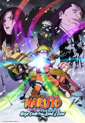 Naruto Ninja Clash in the Land of Snow