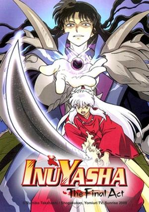 Inuyasha Final Act DVD