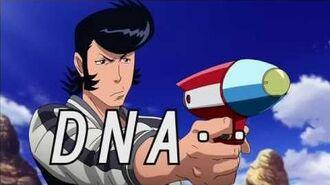 Space Dandy Premiere-athon Toonami Promo