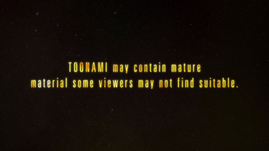 Toonami Disclaimer The Forge 2019