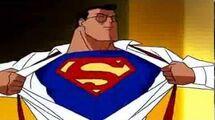 Superman TAS - Toonami Promo (30 sec)