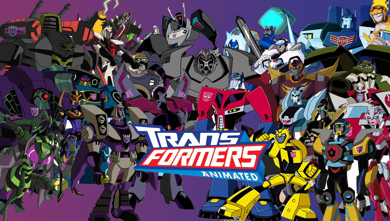 Transformers Animated Toonami Wiki
