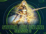 Sword Art Online: Alicization/Episodes