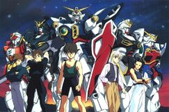Gundam Wing 5
