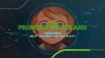 The Promised Neverland - Toonami Promo (4 6 19)