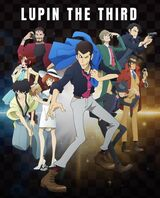 Lupin the Third: Part V
