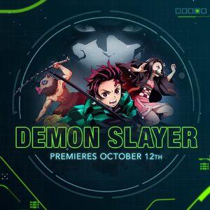 Demon Slayer Toonami2