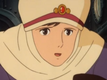 Lastelles Mother (Nausicaa)