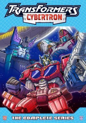 Transformers Cybertron DVD