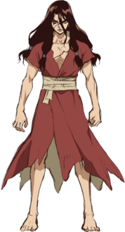 Tsukasa Shishio (Dr Stone)