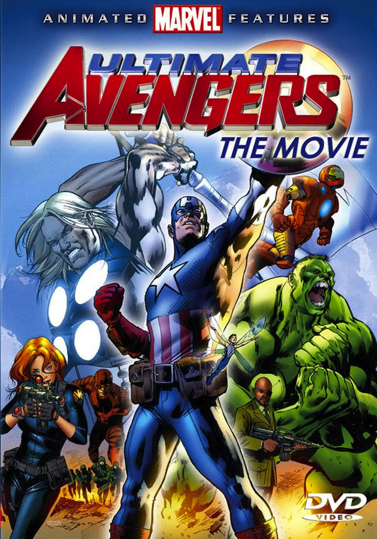 Ultimate Avengers | Toonami Wiki | FANDOM powered by Wikia