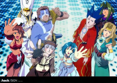.hack//Sign Ova 03 – hackk//gift - Assistir Animes Online
