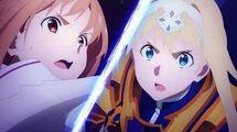 Sword Art Online Alicization Episode 34 - Toonami Promo
