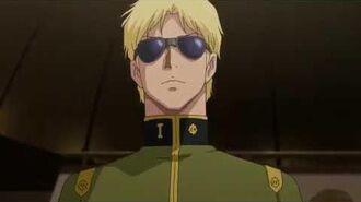 Mobile Suit Gundam The Origin - Toonami Promo
