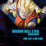 DBZ Kai Marathon (April 2020)
