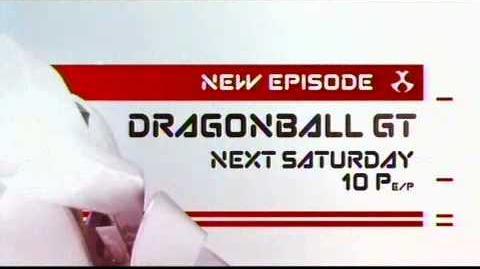 Dragon Ball GT 14 New Episodes Promo