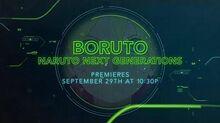 Boruto Naruto Next Generations Toonami Promo
