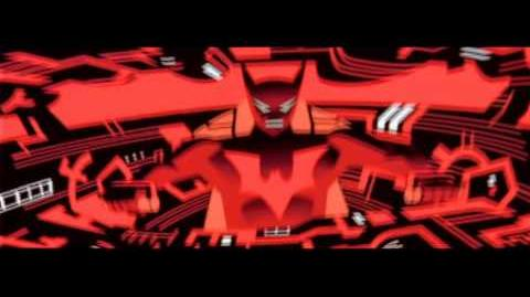 Toonami - Batman Beyond Intro (1080p HD)