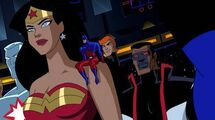 Justice League Unlimited - Toonami Promo (30 sec)
