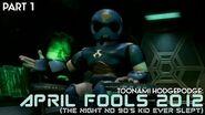 Toonami 2012 April Fools Hodgepodge Part 1