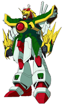 Dragon gundam