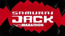 Samurai Jack Halloween Marathon - Toonami Promo