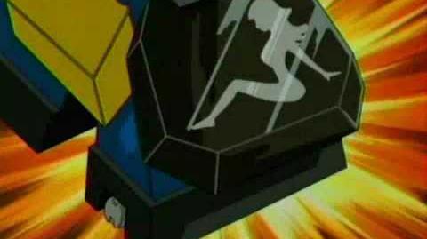 Megas XLR Toonami Intro