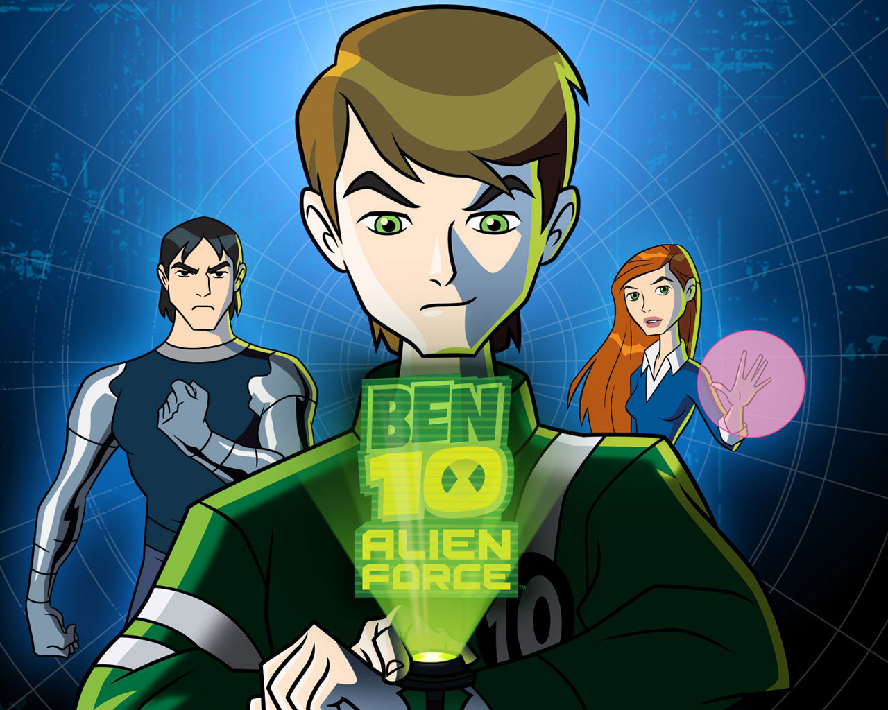 Ben 10 alien force toonami wiki fandom powered by wikia - Ben 10 images ...