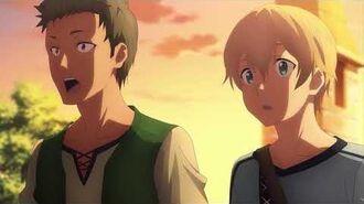 Sword Art Online Alicization Episode 2 - Toonami Promo