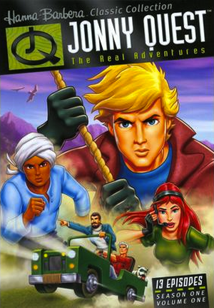 Real Adventures DVD