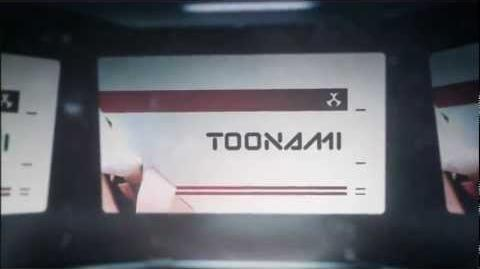 Toonami - TOM 3
