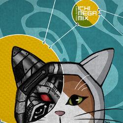 Ichi Megamix Back Cover