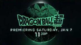 Dragon Ball Super - Toonami Teaser