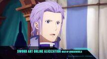 Sword Art Online Alicization Episode 29 - Toonami Promo